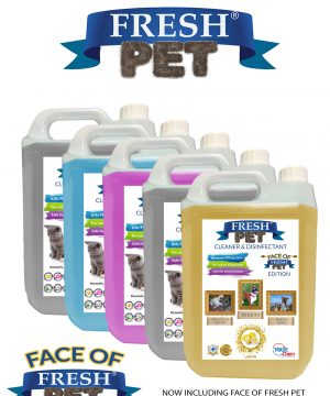 5L Fresh Pet Multi Group with Face of Fresh Pet Images