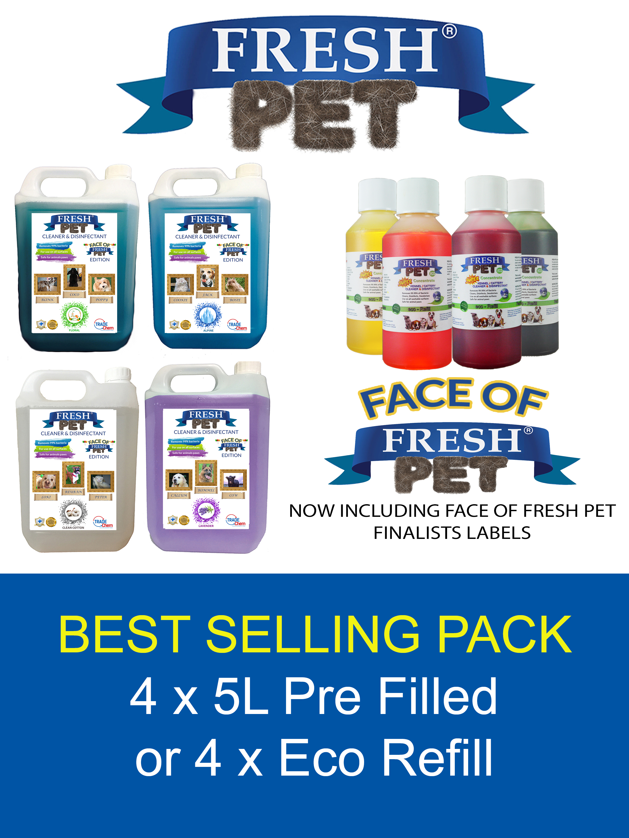 BASE FRESH PET BEST SELLING MIXED 20 PACK FOR 2018 WEB PICTURES 2