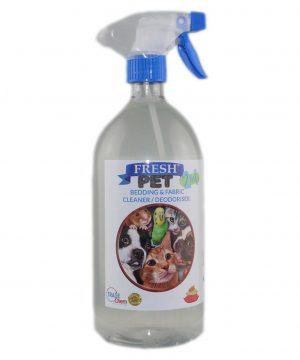 1L of Fresh Pet Bedding and Fabric Cleaner