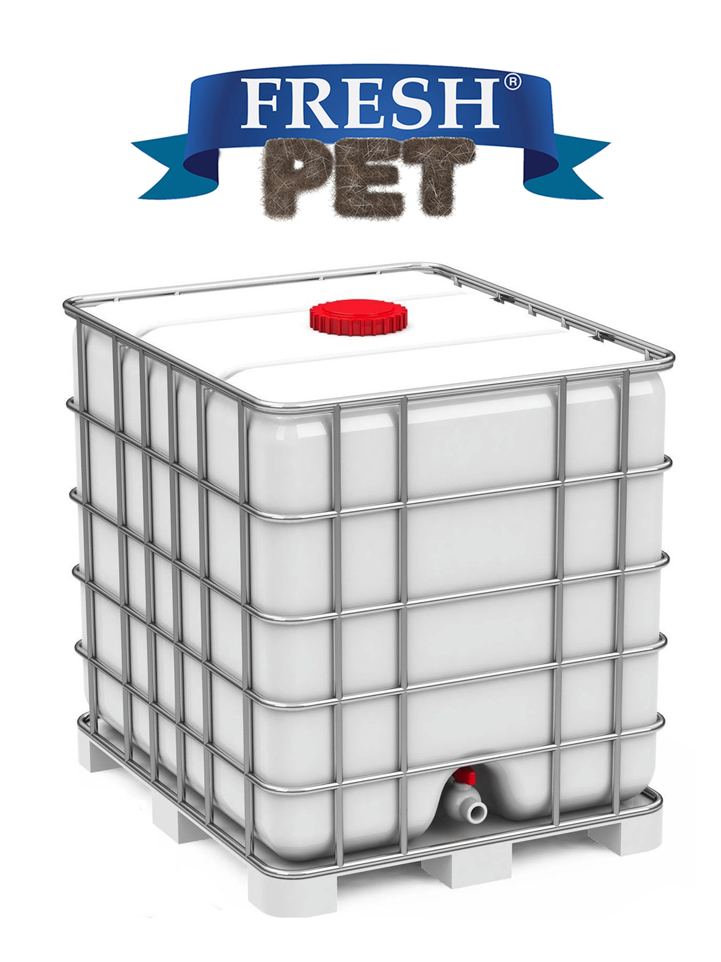 Fresh Pet Disinfectant 1000L IBC Web listing image