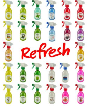 Refresh 250ml Group