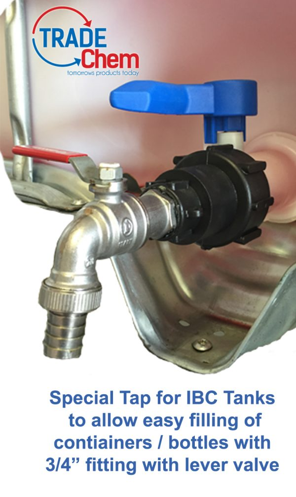 Tap for IBC 1000L Container