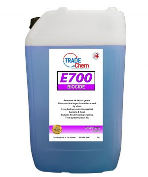 E700 Concentrated Biocide 25L