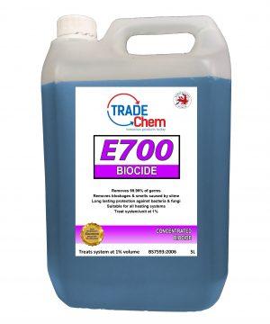 E700Heating System Biocide