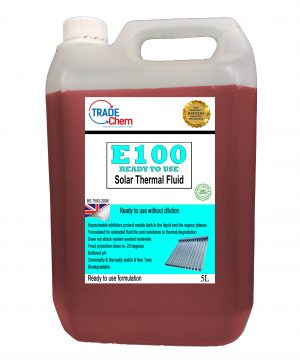 Solar Thermal Heating Fluid
