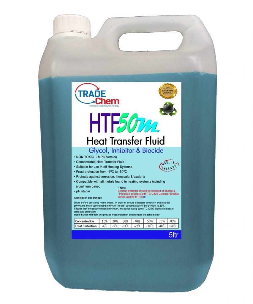 Htf50m Heat Transfer Fluid 5l Non Toxic