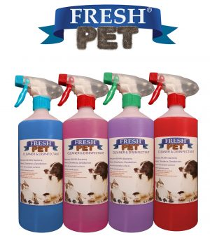 Fresh Pet 1L Spray