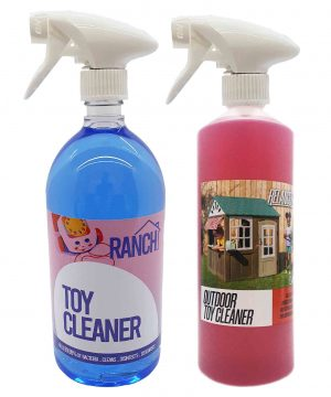 Indoor & Outdoor Toy Cleaner
