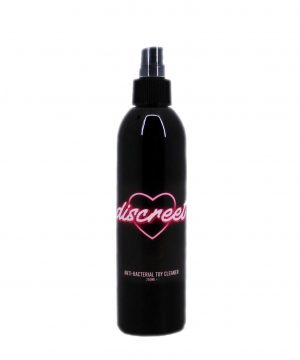 Discreet Sex Toy Cleaner