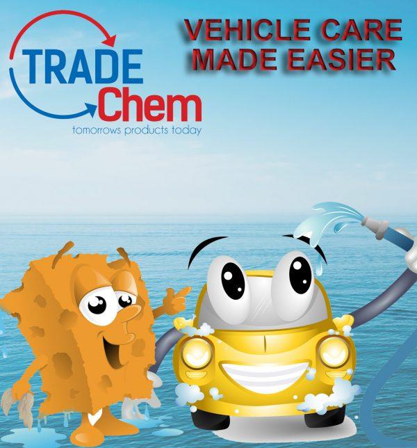 Complete Car and Caravan Cleaning / Valeting Kit