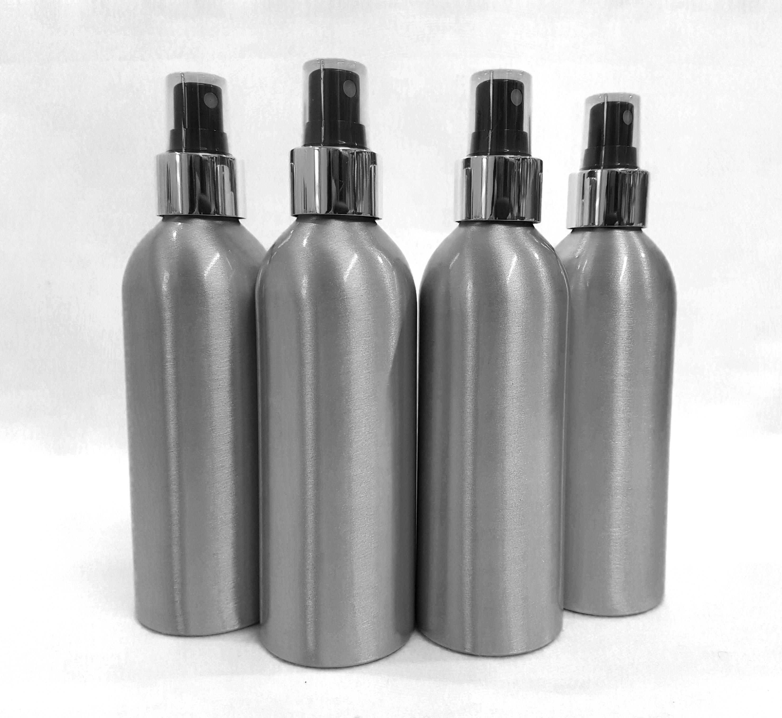 Aluminium Bottles chroms trigger plain