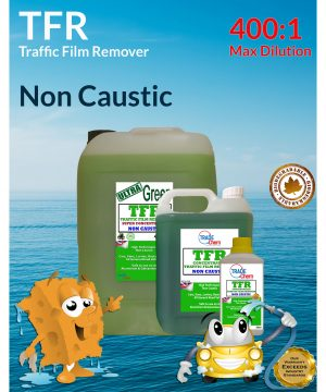 Ultra Non Caustic Traffic Film Remover
