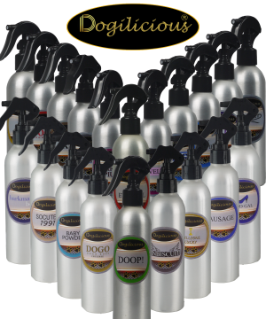 Dogilicious Dog Colognes and Perfumes