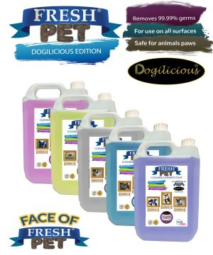 Fresh Pet Dogilicious Edition 5L Container