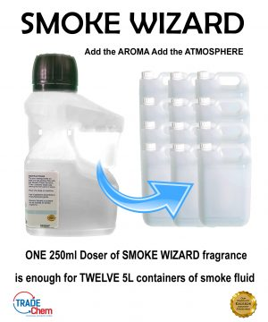 Smoke Wizard - Smoke Machine Fragrance Additive