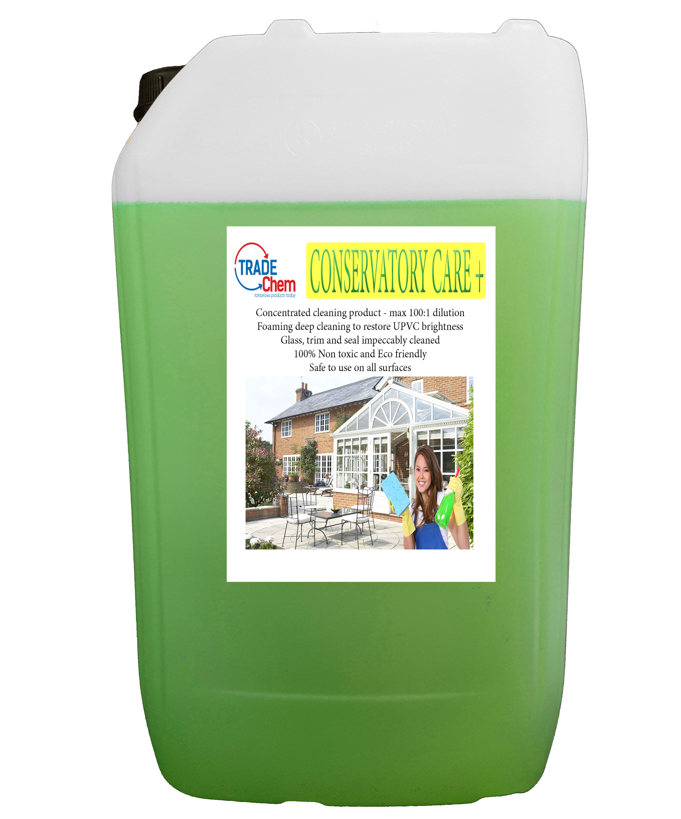 Conservatory Cleaner Trade Chemicals Revitalise Your