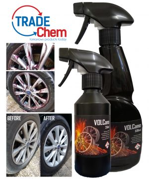 Volcano Alloy Cleaner