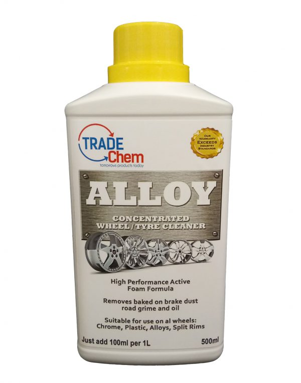 Alloy Concentrated Wheel Cleaner (B) 500ml