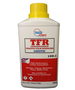 Caustic Concentrated TFR 100:1 (D) 500ml