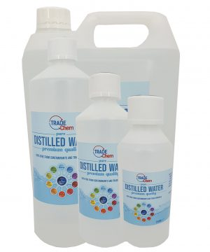 Distilled Water Group