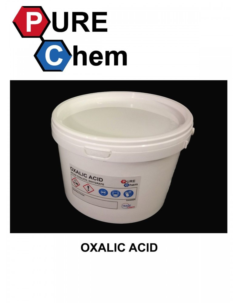 oxalic base picture