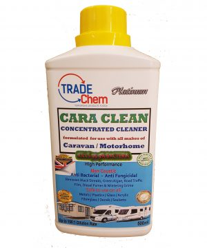Cara Clean Caravan and Motorhome Cleaner 500ml