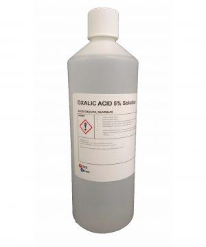 Oxalic Acid Solution 1L