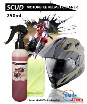 SCUD Motorbike Helmet Cleaner 250ml