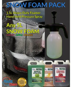 Snow Foam Pack