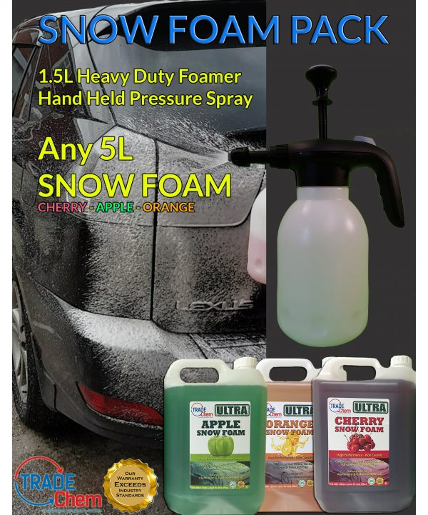 Snow Foam Pack