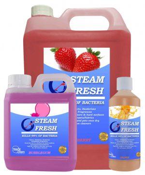 Steam Fresh Group 2
