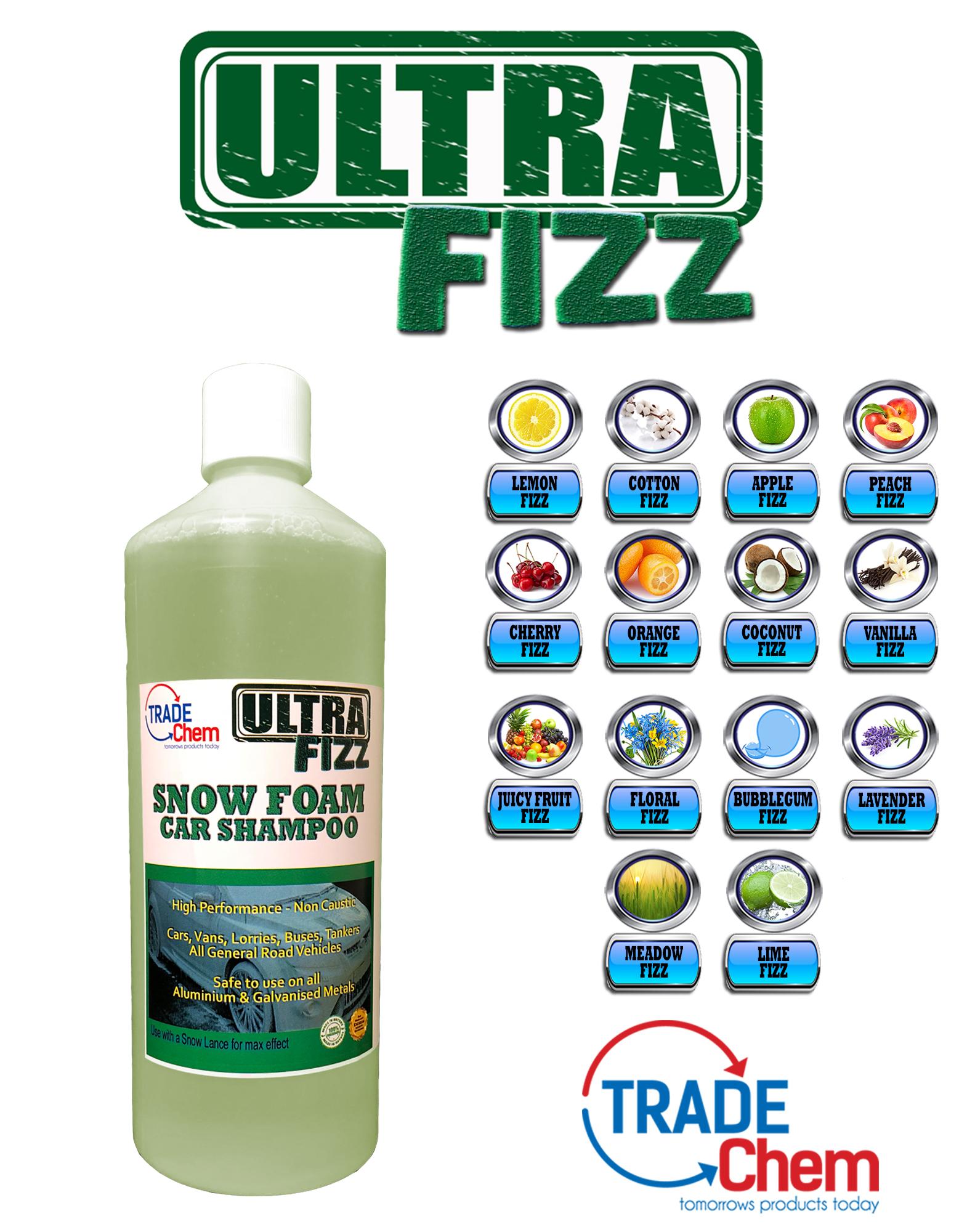 SNOW FOAM ULTRA FIZZ 1L