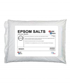 Epsom, Salts, Magnesium, Sulphate Heptyahydrate, Bathing, Salts, Bath