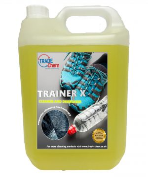 Trainer And Footwear Cleaner