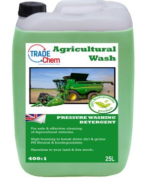 Agricultural Wash 400:1 Tractor Clean 25L Litre HGV TFR