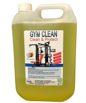 Gym Equipment Multi Surface Sanitiser 5L