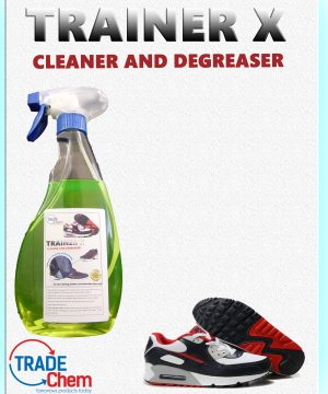 Trainer X Footwear Cleaner - Cleaner & Degreaser 500ml