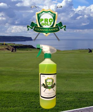 Pro Golf Power Cleaner 1L Spray