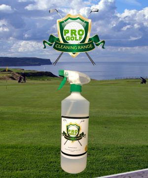 Pro Golf Window Cleaner 1L Spray