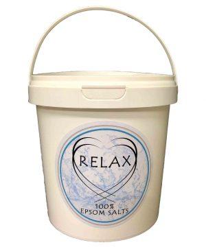 relax bath salts
