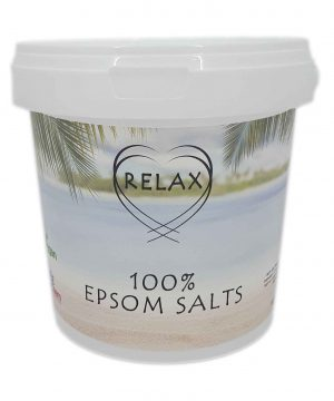 Relax Epsom Salts 1KG