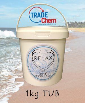 Relax Bath Salts 1kg