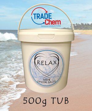 Relax Bath Salts 500g
