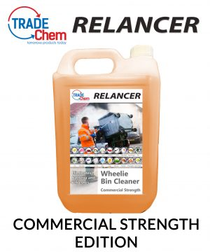 Relancer Wheelie Bin Cleaner Commercial Strength 5L