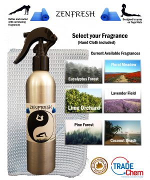 Zen Fresh Yoga Mat Cleaner