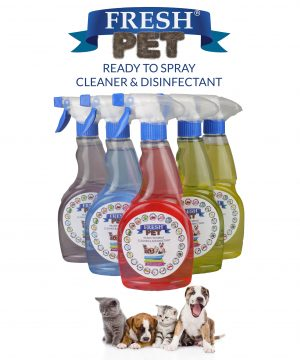 Fresh Pet Ready to Spray 500ml