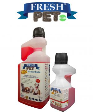 Fresh Pet Dosing Bottles