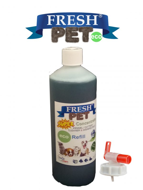 Fresh Pet Eco Refill with Tap
