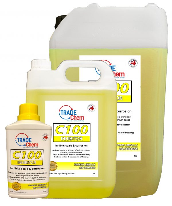 C100 Central Heating Inhibitor