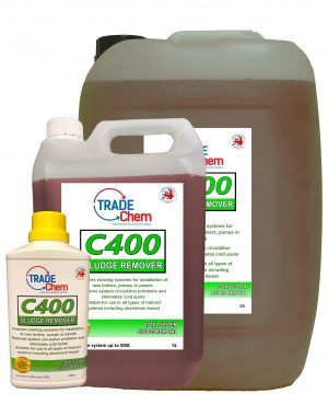 C400 Central Heating Sludge Remover